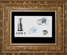 Ltd. Edition 2016 Stanley Cup Pittsburg Penguins Commemorative Env Sidney Crosby