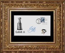 Ltd. Edition 2016 Stanley Cup Pittsburg Penguins Commemorative Env Sidney Crosby