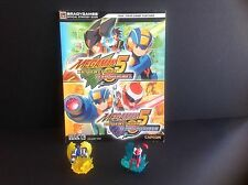 Megaman NT Warrior battle network Metal soul and Proto soul and strategy guide
