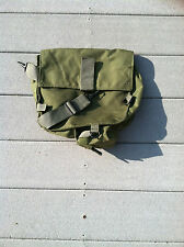 M40/M42 Gas mask Carrier, Square bottom,  NWOT, NSN#4240-01-224-4196