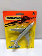 Matchbox Airport British Airways Boeing 747-400 Diecast Airplane
