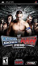 WWE SmackDown vs. Raw 2010 - Sony PSP