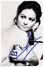 Claudia Cardinale ++Autogramm++ ++Film-Sexy-Legende++