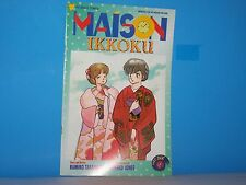 VIZ SELECT COMICS MAISON IKKOKU PART 6   # 9    1997                           D