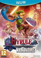 Hyrule Warriors (Nintendo Wii U) NEW SEALED PAL
