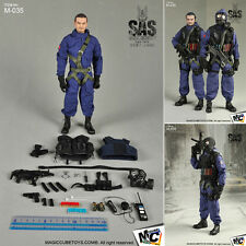 HOT FIGURE TOYS 1/6 Soldier model MCTOYS MC SAS M-035 Anti-terrorism forces