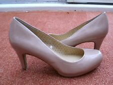 """WOMENS PINK SHOES """"FIORE HEELS"""" NEARLY NEW EXCELLENT CONDITION SIZE 6.0"""