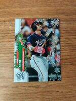 2020 Topps Holiday RARE - Juan Soto Holiday Mittens SP #HW196 Nationals