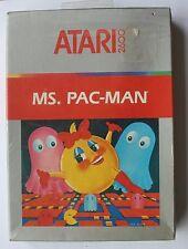 Atari 2600 -- Ms. Pac-Man -- Factory Sealed