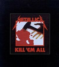 Metallica - Kill 'em All (ltd Remastered Deluxe Boxset) 5 CD 4 Vinyl DVD