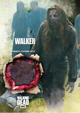 The Walking Dead Season 5 Costume Relic Card Walker (D)