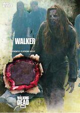 The Walking Dead Season 5 Costume Relic Card Walker (D)
