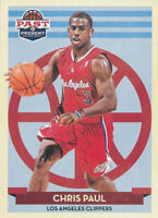 Chris Paul 2012-13 Panini Past & Present #126 Los Angeles Clippers card