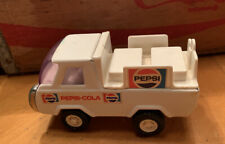 Vintage Buddy L Pepsi Cola Truck 1970's Delivery Truck Pressed Steel