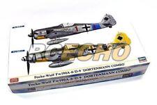 Hasegawa Aircraft Model 1/72 Focke-wulf Fw190a-8/d9 Dortenmann Combo 02078 H2078