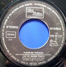 "The Pat Boone Family: Please Mr. Postman, Single 7"", UK 1974"