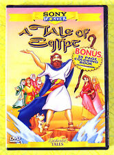 Enchanted Tales - A Tale of Egypt (DVD, 2010) New Sealed Bible Story Cartoon