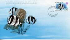 COLLECTION TIMBRES DE LA MER FONDATION COUSTEAU / FAUNE / ¨POISSON 1998