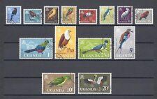 Uganda 1965 SG 113/26 usado Gato £ 48