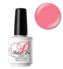 NSI Polish Pro Gel Color Polish Coral Dahlia - 15 mL / .5 Fl. Oz (N0314)