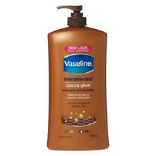 VASELINE INTENSIVE CARE COCOA GLOW 750ML LOTION RESTORES DRY SKIN NATURAL GLOW