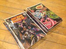 Lot of 45 comic books Batman Predator, Strange adventures, Superman, Challengers