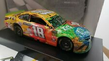 2019 KYLE BUSCH #18 HOMESTEAD WIN RACED VERSION M&MS 1/24 ACTION NASCAR DIECAST