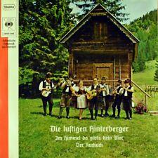 """7"""" DIE LUSTIGEN HINTERBERGER Der Kuckuck/ Im Himmel da gibt's kein Bier CBS 1973"""