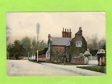 The Lodge Coombe Warren Nr Kingston upon Thames pc used 1914 T Thomas Ref D680