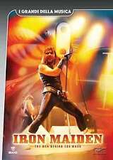 IRON MAIDEN - THE MEN BEHIND THE MASK  DVD MUSICALE