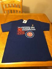 Chicago Cubs World Series Champion T-shirt Authentic Jersey Kris Bryant L and XL