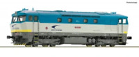 Roco 72968 HO Gauge ZSSK Rh752 070-3 Diesel Locomotive VI