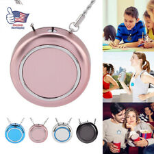 Wearable Air Purifier Freshener Necklace Mini Negative Ion Generator Low Noise