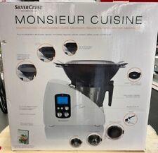 Robot multifonction - Monsieur cuisine - Silvercrest