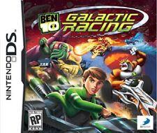 BEN 10 GALACTIC RACING PER NINTENDO DS
