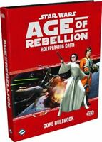 Star Wars Age of Rebellion: Core Rulebook [New Games] Table Top Game
