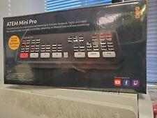 Blackmagic Design ATEM Mini PRO - Factory Sealed New
