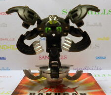 Bakugan Razenoid Black Darkus Mechtanium Surge DNA G-Change 950G & cards