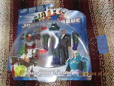Y13 Justice League Unlimited Lot SUPERMAN VS ASSAULT ARMOR LEX LUTHOR 2 PACK jlu