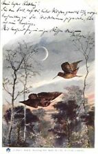 21891/ Künstlerkarte E. Döcker, Im Forst, Serie X, 1900