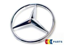 NEW GENUINE MERCEDES-BENZ MB E CLASS W213 AMG RADIATOR GRILL STAR BADGE EMBLEM