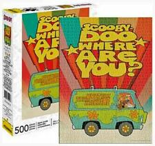 Scooby Doo - Where Are You? 500pc Puzzle From Mr Toys