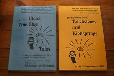 Survivor's Guide to TOUCHSTONES & WELLSPRINGS + More True Blue Frangipane SIGNED