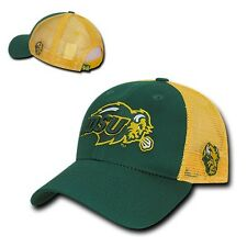 North Dakota St State University NDSU Bison Cotton Trucker Mesh Baseball Hat Cap