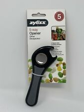 ZYLISS Black 5-Way Opener
