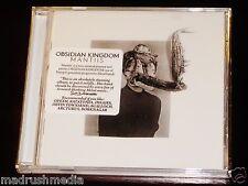 Obsidian Kingdom: Mantiis CD 2014 Season Of Mist Records SOM 345 NEW