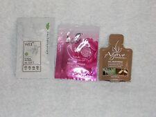 3 Boscia Tsabaki Cleansing Oil Hel Wei Purifying Mud Mask Agave Oil Treatment