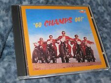 "THE CHAMPS CD ""THE CHALLENGE ALBUM COLLECTION"" TWO CD SET FEATURING 4 ALBUMS"