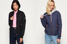 Superdry Womens Vintage Fuji Bomber Jacket