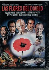 Las flores del diablo (DVD Nuevo)